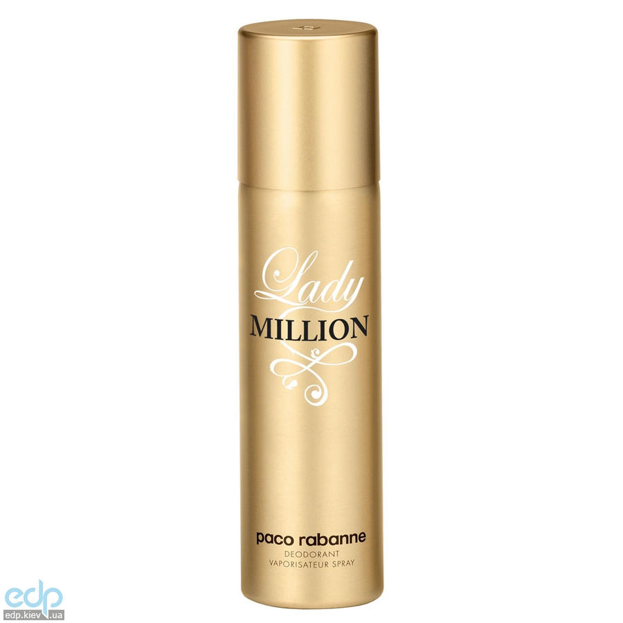 Paco Rabanne Lady Million -  дезодорант - 150 ml