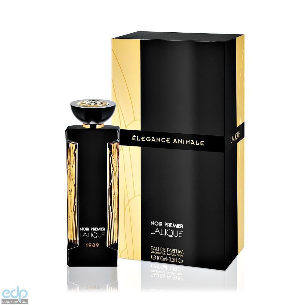 Lalique Noir Premier Elegance Animale