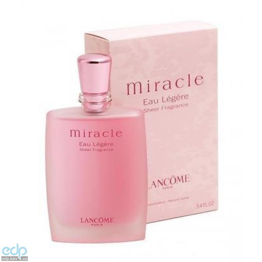 Lancome Miracle Eau Legere