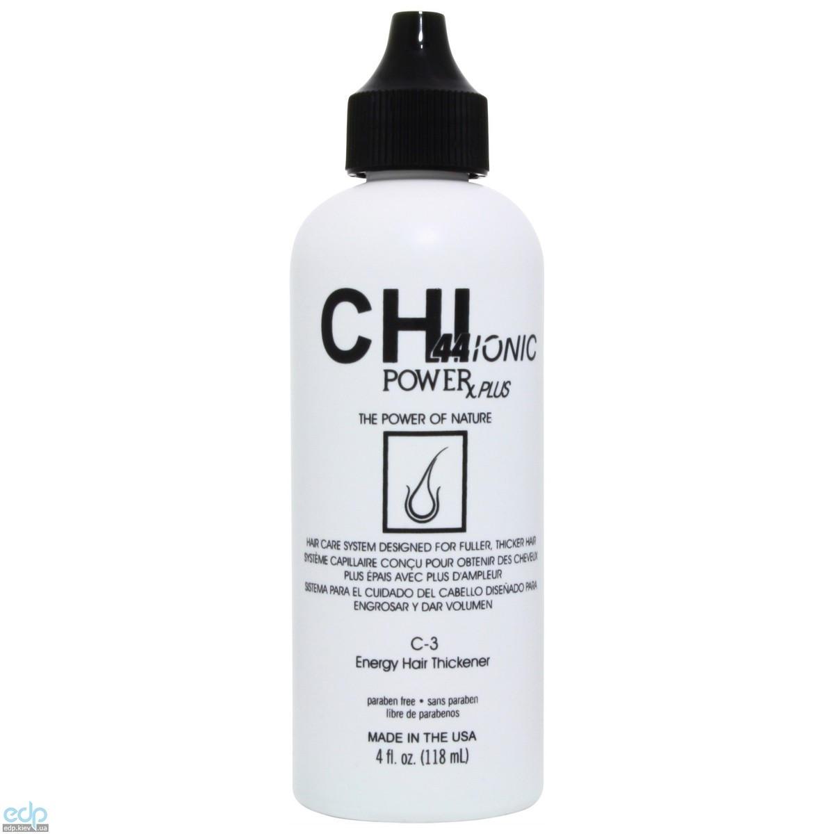 CHI 44 Ionic Power Plus Energy Thickener C-3 - Лосьон для кожи головы C-3 - 120 ml (арт. CHI5525)