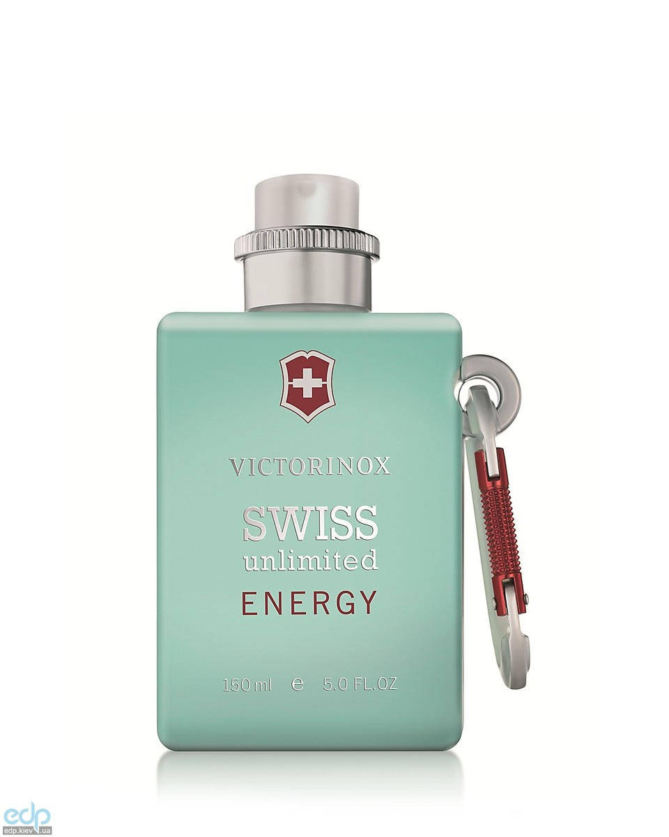 Victorinox Swiss Unlimited Energ - одеколон - 150 ml TESTER