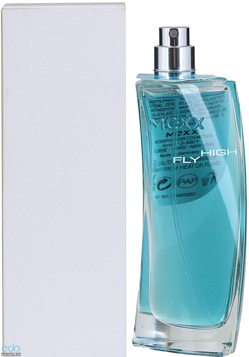 Mexx Fly High Man - туалетная вода - 75 ml TESTER