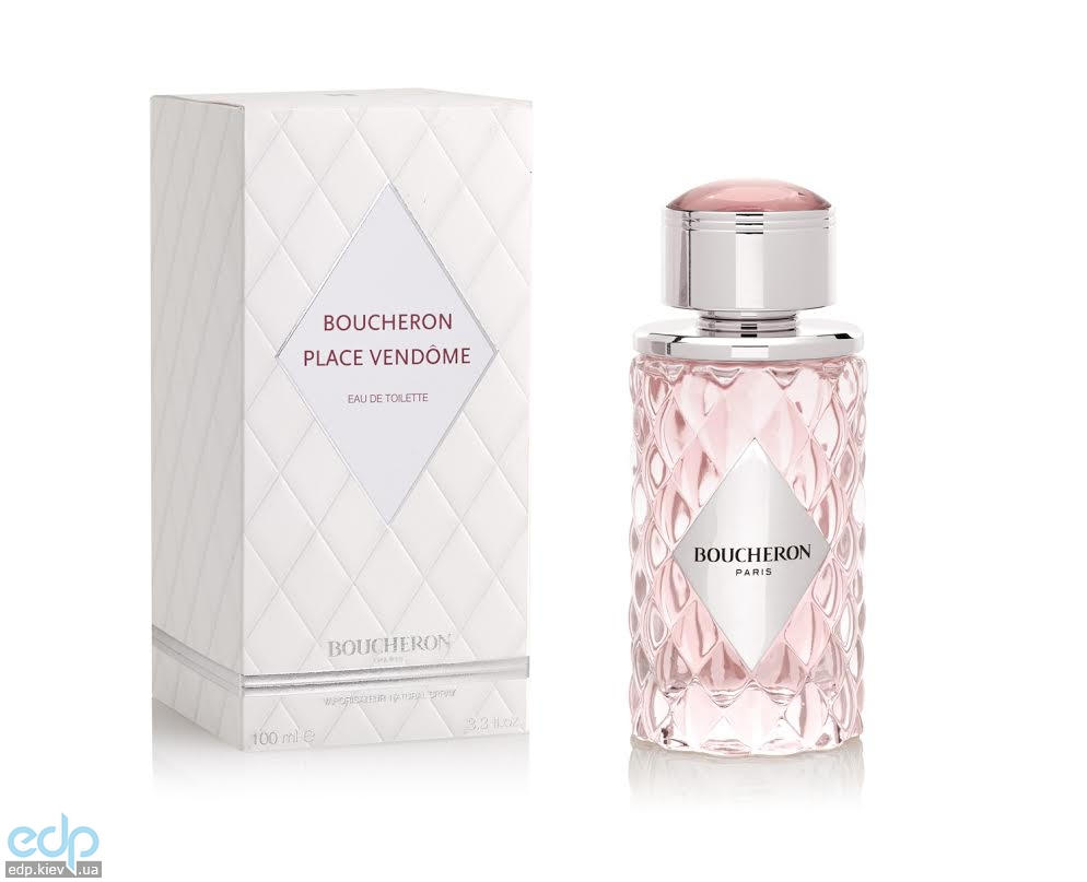 Boucheron Place Vendome Eau de Toilette - туалетная вода - 50 ml