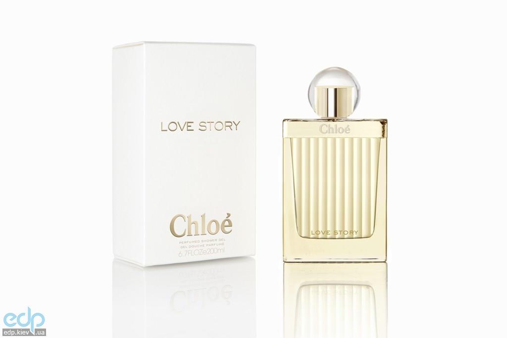 Chloe Love Story new 2014 - парфюмированная вода - 50 ml
