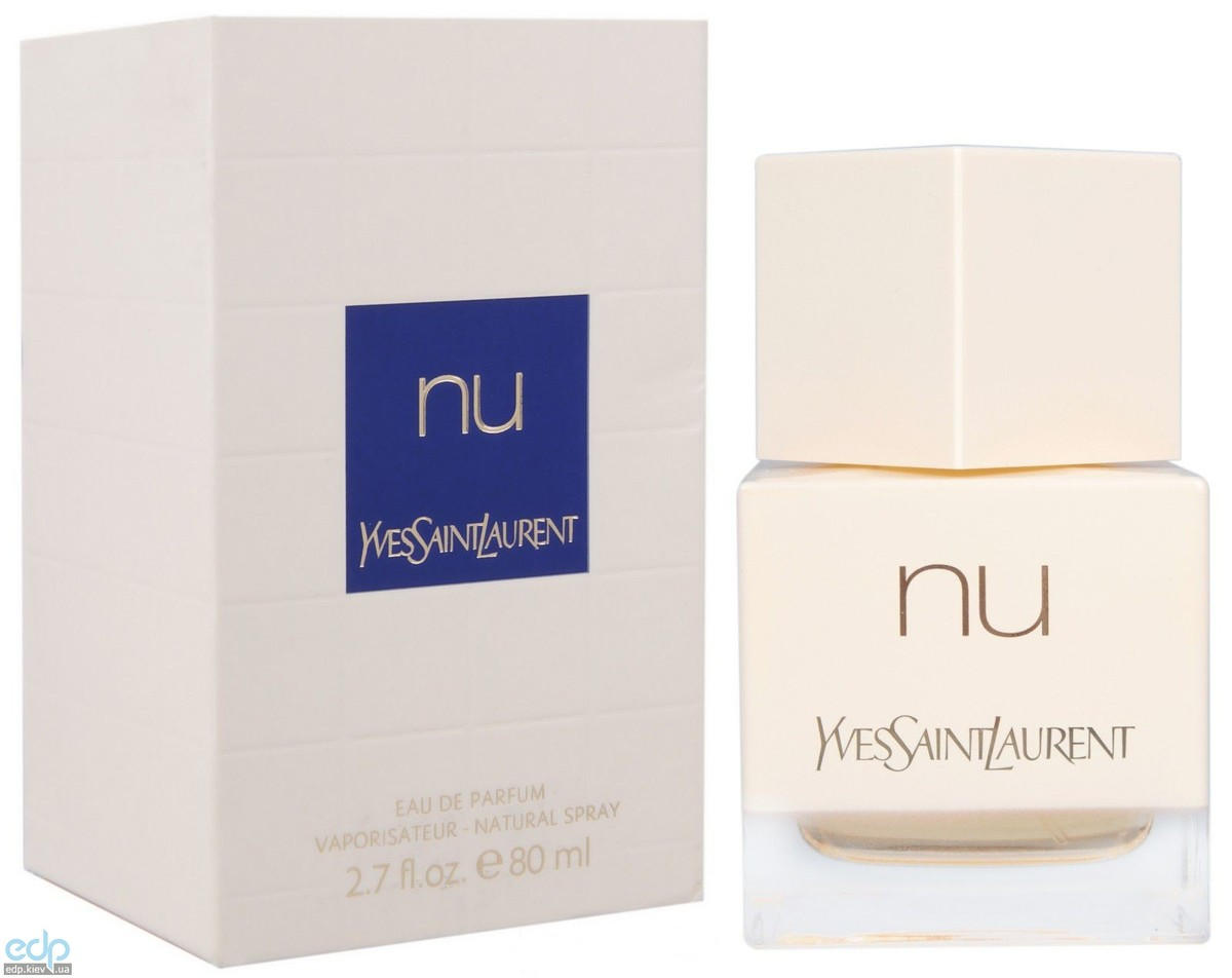 Yves Saint Laurent Nu - парфюмированная вода - 80 ml