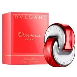 Bvlgari Omnia Coral - туалетная вода - 40 ml