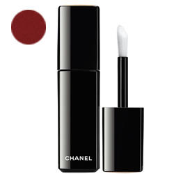 Помада Chanel -  Rouge Allure Laque №73 Imperial/Коричневый