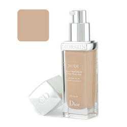 Крем тональный Christian Dior -  Diorskin Nude Natural Glow Hydrating Make-Up Spf10 №023 Peach