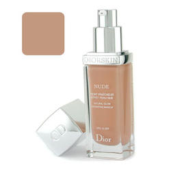 Крем тональный Christian Dior -  Diorskin Nude Natural Glow Hydrating Make-Up Spf10 №032 Rosy Beige