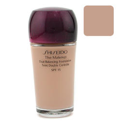 Тональный крем Shiseido -  Dual Balancing Foundation №I40 Natural Fair Ivory