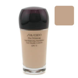 Тональный крем Shiseido -  Dual Balancing Foundation №O20 Natural Light Ochre
