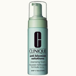 Clinique - Face Care Anti-Blemish Solutions Cleansing Foam - 125 ml