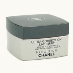 Chanel -  Ultra Correction Line Repair Night Cream -  50 ml
