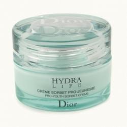 Christian Dior -  Hydra Life Creme Sorbet Pro-jeunesse - 50 ml