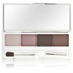 Тени для век 4-цветные компактные Clinique - Colour Surge Eye Shadow Quad №112 Pink Chocolate