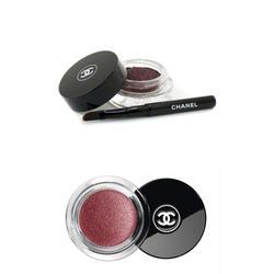 Тени для век компактные Chanel -  Illusion D'Ombre №86 Ebloui/Красно-коричневый