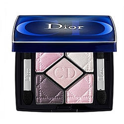 Тени для век Christian Dior -  5-Colour Eyeshadow №834 Rose Porcelaine