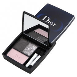 Тени для век Christian Dior -  3-Couleurs Eyeshadow №051 Smoky Pink