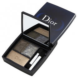 Тени для век Christian Dior -  3-Couleurs Eyeshadow №481 Smoky Khaki