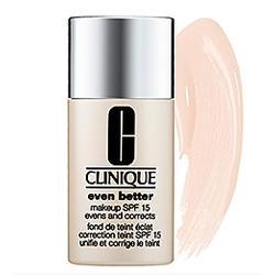 Крем тональный для лица Clinique -  Even Better Makeup SPF 15 №01 Alabaster/neutral pink shade