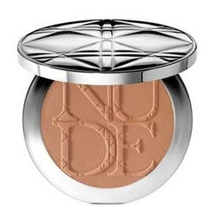 Пудра компактная Christian Dior - Diorskin Nude Tan Nude Glow Sun Powder №001 Honey