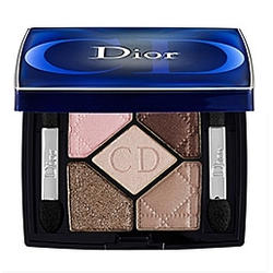 Тени для век Christian Dior -  5-Colour Eyeshadow №754 Rosy Tan