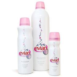 Освежающий спрей для лица Evian