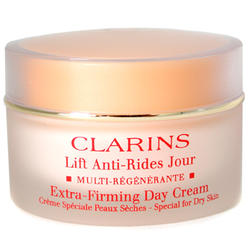 Clarins -  Face Care New Extra Firming Day Cream Special ( Dry Skin ) -  50 ml