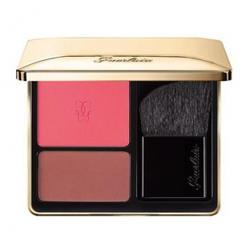 Румяна Guerlain -  2-х цветные компактные Rose aux Joues №04 Pink Punk