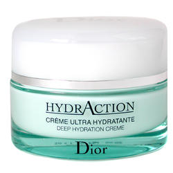 Christian Dior -  Face Care HydrAction Deep Hydration Rich Cream ( Dry Skin ) -  50 ml