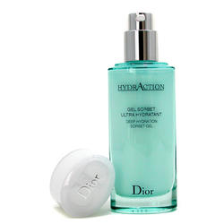 Christian Dior -  Face Care HydrAction Deep Hydration Sorbet Gel ( Normal and Combination Skin ) -  50 ml
