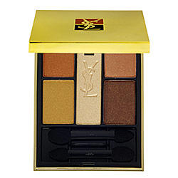 Тени для век Yves Saint Laurent -  Ombres 5 Colors Harmony For Eyes №03 Tawny TESTER
