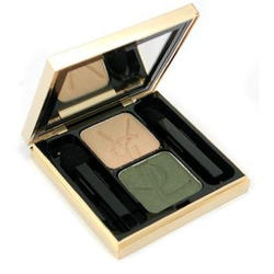 Тени для век Yves Saint Laurent -  Ombres Duolumieres №07 Antique Gold
