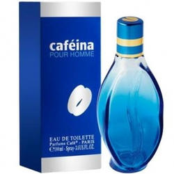 Cafe-Cafe Cafeina Pour Homme - туалетная вода - 50 ml