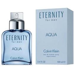 Calvin Klein Eternity Aqua - туалетная вода -  пробник (виалка) 1.2 ml