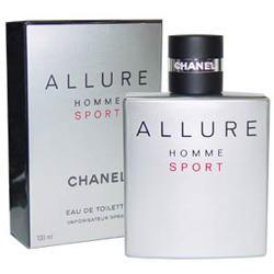 Chanel Allure homme Sport - туалетная вода -  пробник (виалка) 2 ml