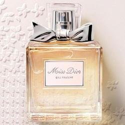 Christian Dior Miss Dior Eau Fraiche - туалетная вода -  пробник (виалка) 1 ml
