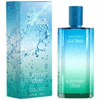 Davidoff Cool Water Summer Dive Men - туалетная вода - 125 ml