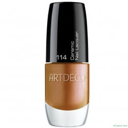 Лак для ногтей Artdeco -  Ceramic Nail Lacquer №114 Antimony Orange