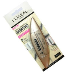 Тушь для ресниц Lоreal -  Volume Shocking Exact Brush Black/Черный