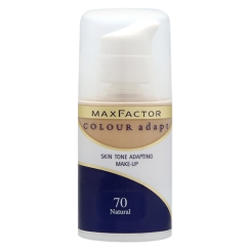Тональный крем Max Factor -  Colour Adapt №70 Natural/Натуральный