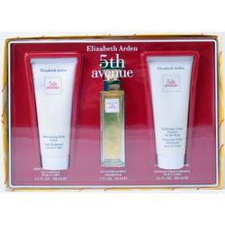 Elizabeth Arden 5th Avenue -  Набор (парфюмированная вода 125 + лосьон-молочко для тела 100 + крем для тела 100)