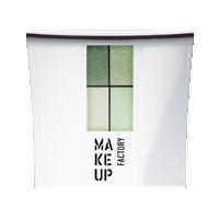 Make up Factory Набор Make Up Factory - Eye Color №28 Rain Forest/Acid Pistachio/Citrine White/Green Aquamarina