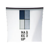Make up Factory Набор Make Up Factory - Eye Color №42 Blue Ink/Polar Blue/Blue White/Blue Ice