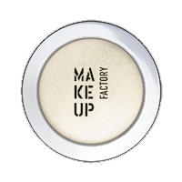 Make up Factory Тени для век Make Up Factory -  Eye Shadow Mono №40 White Gold