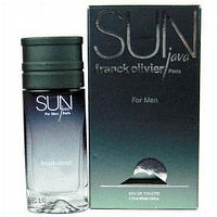 Franck Olivier Sun Java Men - туалетная вода -  mini 7.5 ml