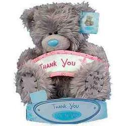 Игрушка плюшевый мишка MTY (Me To You) -  Thank You 15  см (арт. G01W0264)