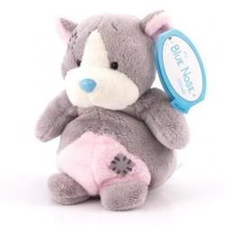 Друзья мишек Teddy Blue Nose -  плюшевый хомяк 10 см (арт. G73W0037)