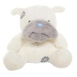 Друзья мишек Teddy Blue Nose -  плюшевая собака боксер 10 см (арт. G73W0042)