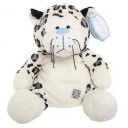 Друзья мишек Teddy Blue Nose -  плюшевый снежный барс 20 см (арт. G73W0049)